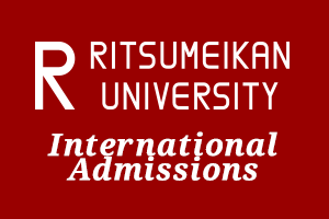 RITSUMEIKAN UNIVERSITY International Admissions Office