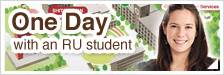 One Day with an RU student