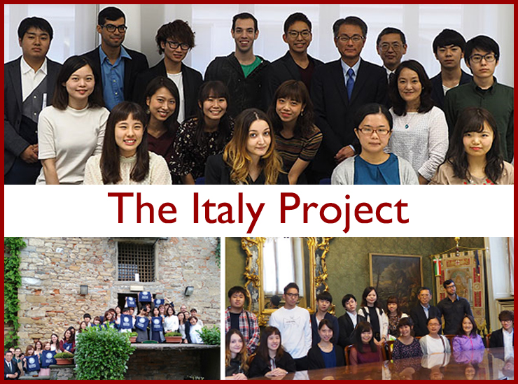 The Italy Project