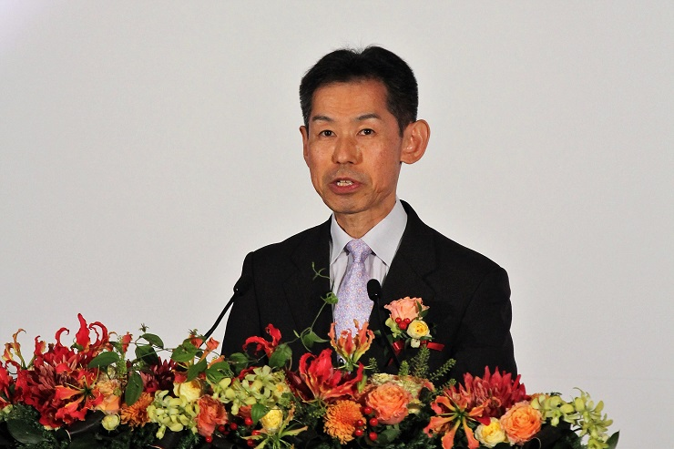 Masanori Shinano, Deputy Director-General, Higher Education Bureau, Ministry of Education, Sports, Science and Technology