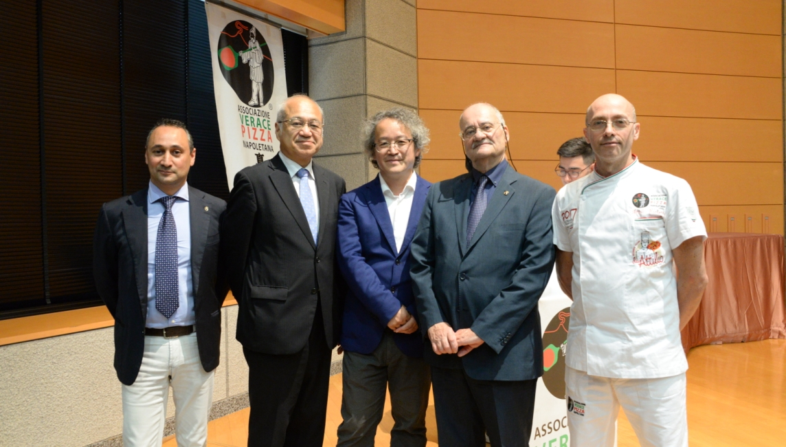 Ritsumeikan University College of Gastronomy Management Signs Educational Cooperation Agreement with The True Neapolitan Pizza Association (Associazione Verace Pizza Napoletana)