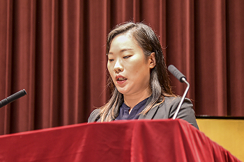 Miran Lee (Graduate School of Information Science and Engineering, Doctoral Program)