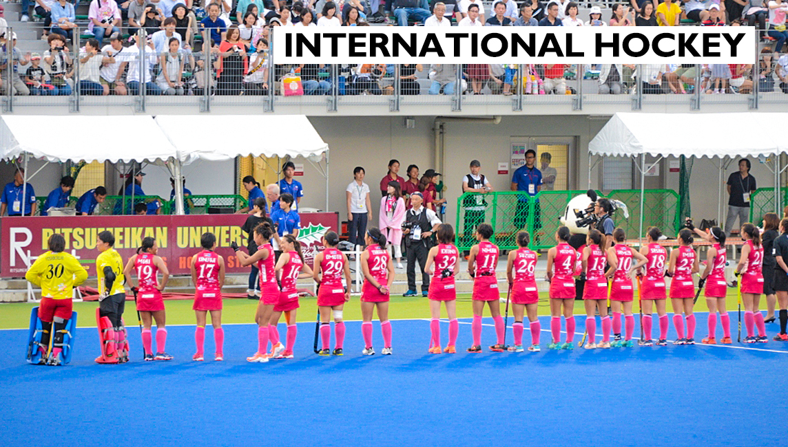 International Hockey Tournament takes place on Campus