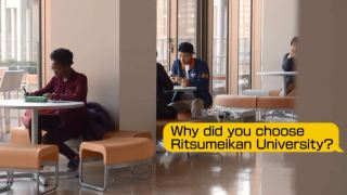 Students voice, College of Policy Science (CRPS Major)- Ritsumeikan University