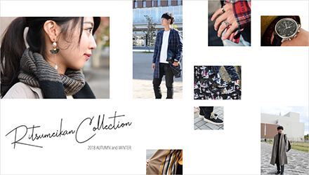 Introducing Student Fashion across three diverse Campuses - The Ritsumeikan Collection 2018 Fall Winter