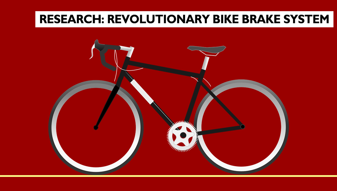 Changing the History of Bicycle Brakes - Ritsumeikan University's EDGE SPROUT