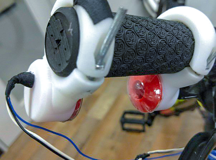 The smart grip developed by EDGE SPROUT (photo courtesy of EDGE SPROUT)